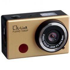 CAMARA VIDEO L-LINK DEPORTIVA LL-CAM-500-O WI-FI