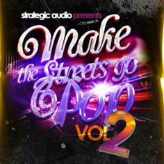 Make The Streets Go Pop Vol.2 ACiD WAV MiDi FLP magesy.pro