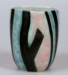 Willem van Norden Goedewaagen - Inca decor vase