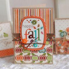 Fall Card Set by @Betsy Buttram Buttram Buttram Veldman