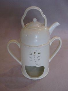 Wedgwood  creamware  food warmer. Circa 1785