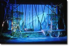 Jim Thurston: Design for the Stage. Into the Woods-Set and Light Photographs.