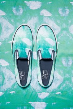 Must-Have: Photographer Gray Malin's New Sperry Shoe Collection
