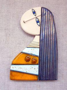 Original fait à la main Art céramique décoration Art mural