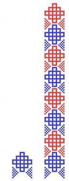 Poze MP434 Le Point, Cross Stitch Patterns, Flag, Diy Crafts, Embroidery, Motifs, Toyota, Glass Beads, Mandala
