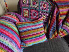 Neat Wave cushion   Attic24