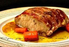 Arista di maiale in crosta, ricetta semplice e gustosa. http://blog.giallozafferano.it/oya/arista-di-maiale-in-crosta-ricetta