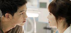 """Những phân cảnh ấn tượng nhất của cặp đôi Song-Song trong """"Hậu Duệ Mặt"""