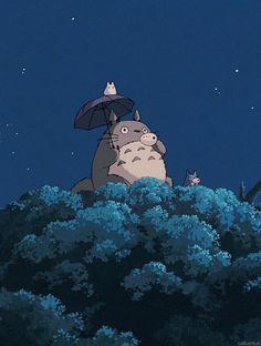 "Totoro , 👉🏽👉🏽A Studio Ghibli ""My Neighbor Totoro"" fan?Do you like these Totoro Crafts Ideas? for more Totoro Tonari No? Art Studio Ghibli, Studio Ghibli Films, Movie Wallpapers, Animes Wallpapers, Cute Wallpapers, Hayao Miyazaki, Film Animation Japonais, Studio Ghibli Background, Chihiro Y Haku"