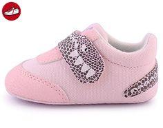 Cartoonimals Babyschuhe Mädchen Jungen Neugeborene Weiche Rutschsicheren Baby Kinder Schuhe Dinooo Pink 20 - Kinder sneaker und lauflernschuhe (*Partner-Link)