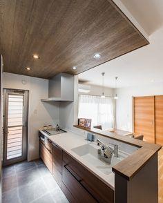 Kitchen, House, Home Decor, Cuisine, Home, Kitchens, Haus, Interior Design, Home Interior Design