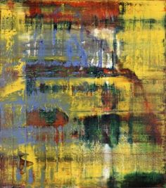 Gerhard Richter » Art » Paintings » Abstracts » Abstract Painting » 809-2