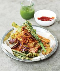 These battered vegetable fritters were one of the reasons that ours was the most popular house on our street for after-school snacks on when I was in elementary school.