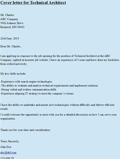 Software Architect Sample Resume Cover Letter For Software Developerengineer Httpshipcv .