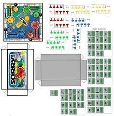 Mini Board Game