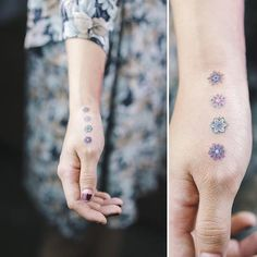 18 Sweet, Subtle Tattoos Wallflower People Will Love | Tattoodo.com