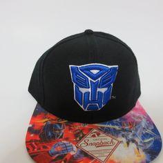Transformers Hat Cap Snapback MARVEL COMICS COSPLAY AUTOBOTS DECEPTICONS HAT   Transformers  BaseballCap cee1758e917