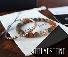 You will find contemporary fashionable mens' bracelets at one-click distance http://atolyestone.co.uk/