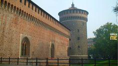 2015, weeek 50. Castello Sforzesco, Milano - Italy. Picture taken: 2003, 10