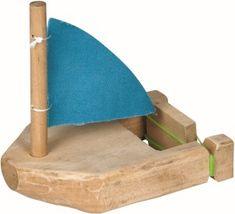 Dětská sada na vyřezávání Spiegelburg - loď - Skibi Kids Diy Toys, Kit, Chair, Instructions, Sculpture, Home Decor, Sandpaper, Home Made, Veil
