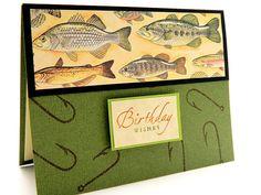 Birthday Wishes Handmade Greeting Card Gone by DesignsByCnC