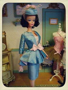 """Courtly Blue"" Fashion by Matisse Fashions 