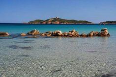 Corse - plage de Pinarello