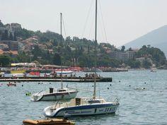 Igalo, Herceg Novi, Montenegro.