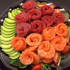 Learn what are Chinese Meat Food Preparation Japanese Food Sushi, Japanese Desserts, Sashimi Sushi, Salmon Sashimi, Sushi Burger, Sushi Love, Sushi Party, Sushi Recipes, Comfort Food