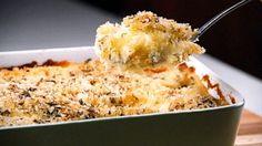 Mashed Potato Casserole Recipe by Michael Symon - The Chew                                                                                                                                                                                 More