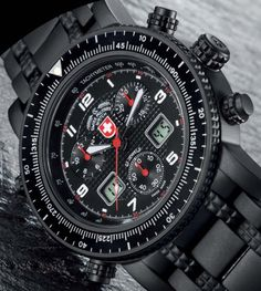 DELTA FORCE SPECIAL 1749 by CX Swiss Military Watch - the original Swiss tactical watch: https://www.swiss-military.net
