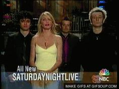 """I LAUGH EVERYTIME I SEE THIS HAHAHAHAHAHAHA BEST GIF el-hotel-bella-muerte: burnedoutbabe: """"guys we're on tv"""" I don't know who's better here…"""