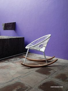 Mexa: Mexican lounge furniture in PVC cord and Leather