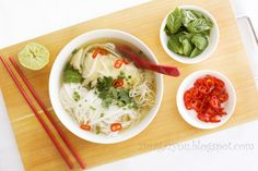 Pho, Asian Recipes, Ethnic Recipes, Thai Red Curry, Psych, Asian Food Recipes, Psychiatry