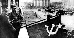The Race To Berlin In The Dramatic Closing Stages Of World War Two.