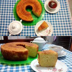 Bolo de Manteiga da Vovó | Tortas e bolos > Receita de Bolo | Receitas Gshow