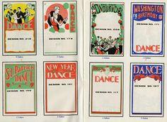 Window cards...nice stock designs