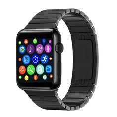 Smart Watch Upgrade Heart Rate Smartwatch Wearable Device Music Player Watch for IOS Android Phone