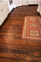 Circle Sawn Oak Flooring
