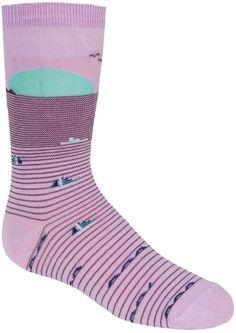 Richer Poorer Castaway Socks (For Big Girls)