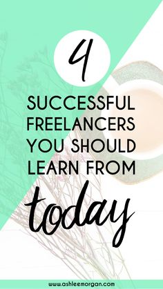 824 best easy home business images on pinterest blogging business 4 successful freelancers you should learn from today its easy to lose hope as a fandeluxe Gallery