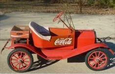 Coca Cola Pedal Car Inspiration #CocaCola #Softdrinks #Brands