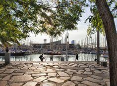 Port Vell- Barcelone