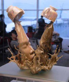 amazing scalpture!
