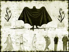 edward gorey | Edward Gorey Stokers Dracula by ~InsectGod by brandi