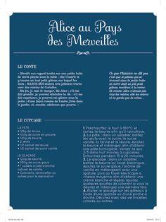 LIVRE : LES RECETTES DES CONTES DE FÉES