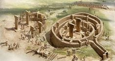 World's Oldest Temple to Be Restored An ancient site of Göbekli Tepe in Turkey has rewritten the early history of civilization. Ancient Ruins, Ancient Egypt, Ancient History, European History, Ancient Greece, Black History, American History, Archaeological Discoveries, Archaeological Site