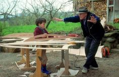 it is the responsibility of elderly to build meaningful dreams and aspirations in the mind of kids. from the movie vitus.