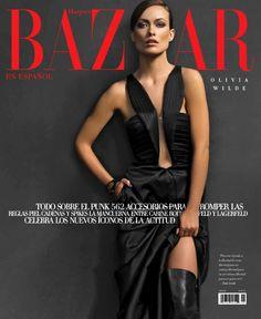 Olivia Wilde by Pavel Havlicek for Harper's Bazaar Mexico September 2013