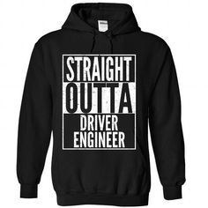 Driver Engineer #Tshirt #clothing. PURCHASE NOW  => https://www.sunfrog.com/LifeStyle/Driver-Engineer-2337-Black-Hoodie.html?60505